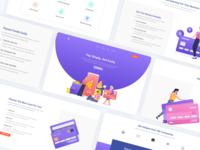 Payment Gateway Landing Page