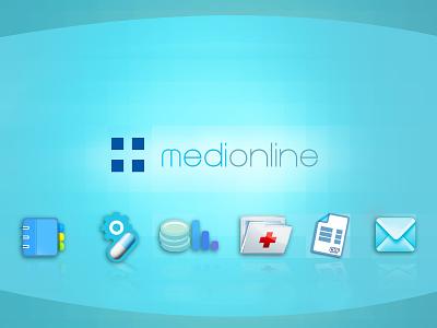 Custom thumbnail branding logo icon icons medical photoshop custom video motion youtube app medionline