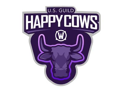 Happy Cows Logo (2017)