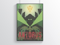 Antorus The Burning Throne Poster