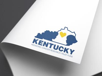 Kentucky Pediatric Cancer Trust Fund Branding