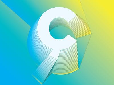 Ç grand rapids michigan personal project alphabet design stylization ç letter