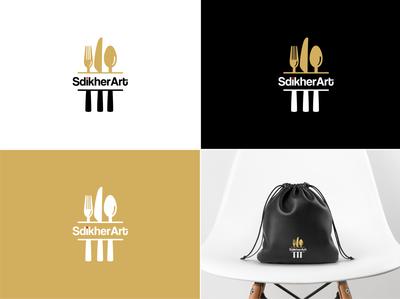 SdikherArt Brand identity