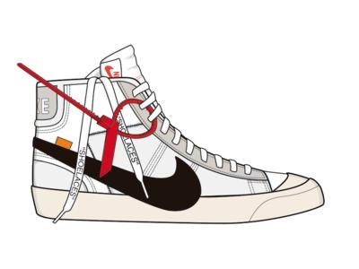 Nike x Off-White Blazer