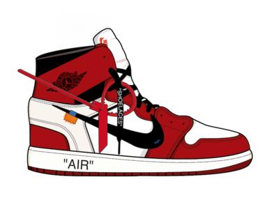 Nike x Off-White Jordan
