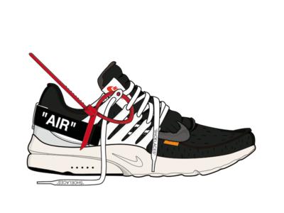 Nike x Off-White Presto