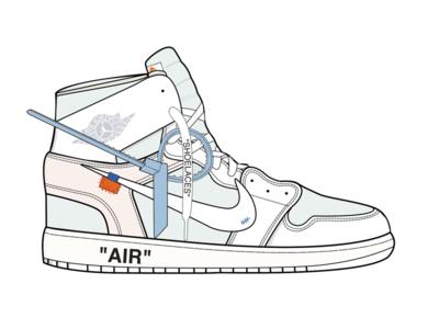 Jordan x Off-White