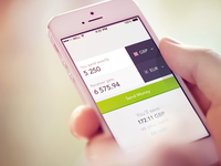 TransferWise 2 for iOS