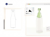 Cococool- Bottle Digital painting