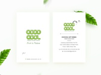 Cococool Business Card