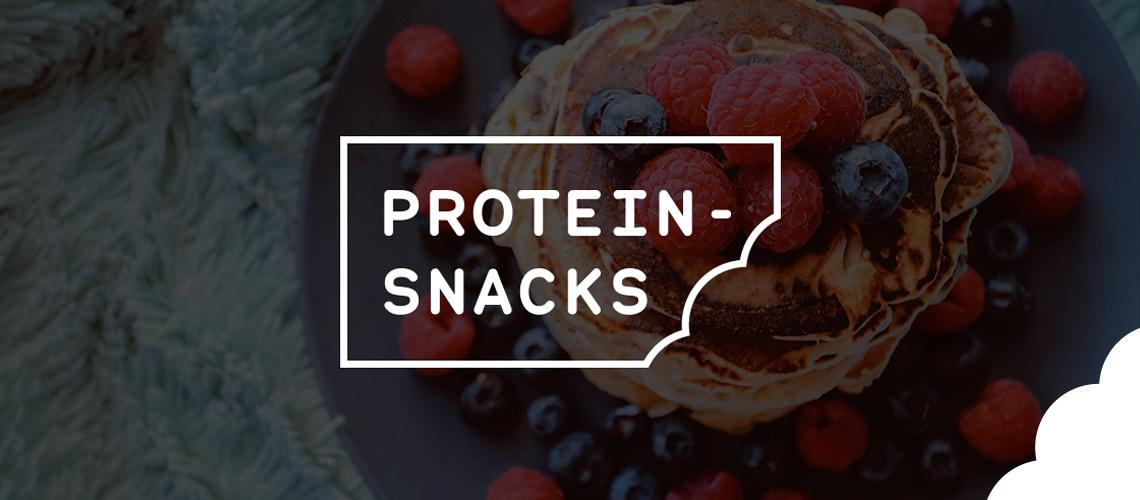 Proteinsnacks om os
