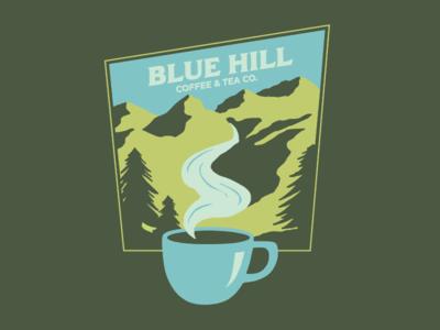 Something new wilderness outdoors type design lettering illustration