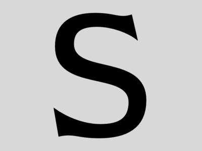 s serif latin lettering type design typeface font