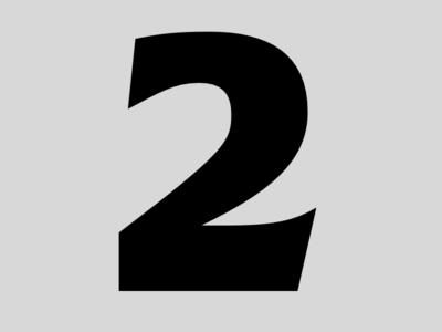 2 serif latin lettering type design typeface font