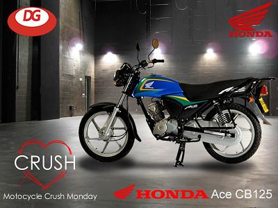 Motorcycle Crush Monday for Degab Groups motorcyclecrushmonday mcm