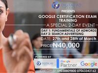 DigitalAdplanet Google Certification Exams Training