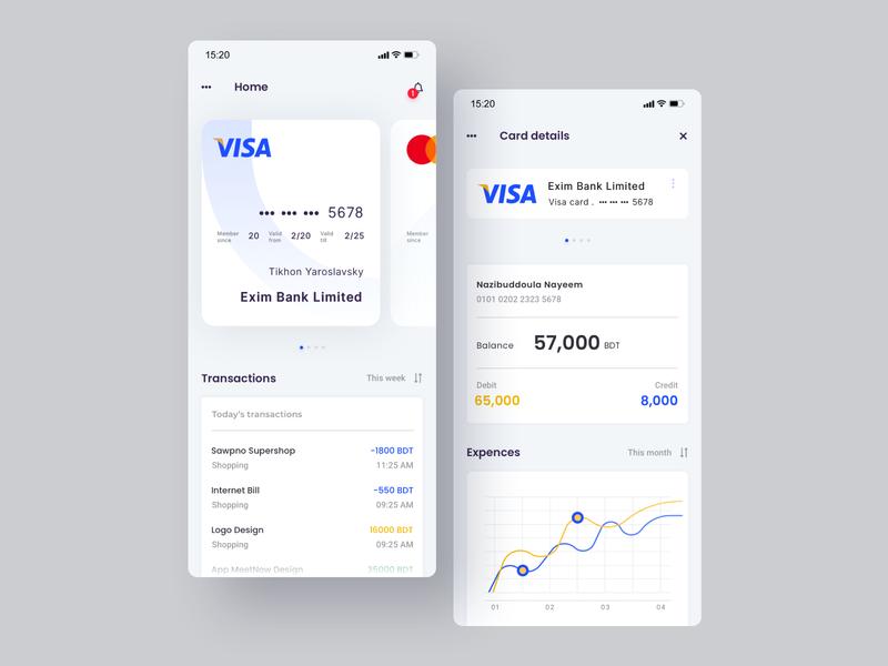 Mobile banking app mobile fintech app fintech mobile ui mobile app design mobile app finance app finance banking app banking bank app design app