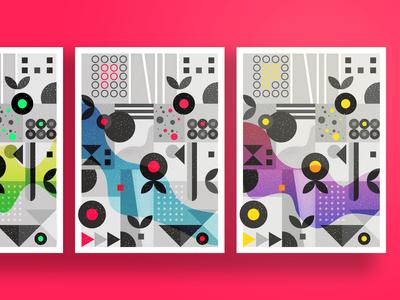 Colours Pattern