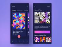 pixorus app design