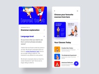 Online Language app