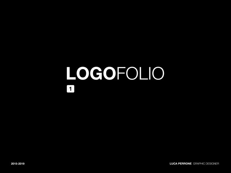 Logofolio 1 portfolio behance logocollection logofolio monogram typography font logotipo mark logotype minimal logodesign branding design logo brand