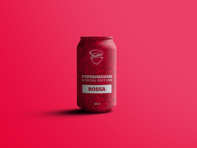 Peperdreher pattern food identity brandidentity rebrand mockup rebranding typography logotype font mark minimal logodesign design branding logo brand beer can packaging