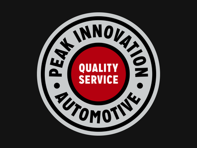 Automotive repair shop logo auto automotive repair logo