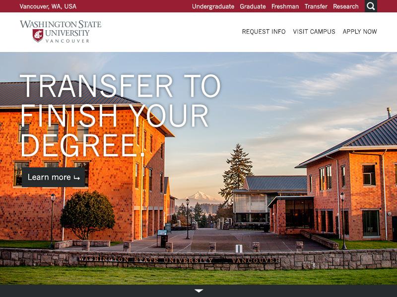 Homepage exploration web homepage education