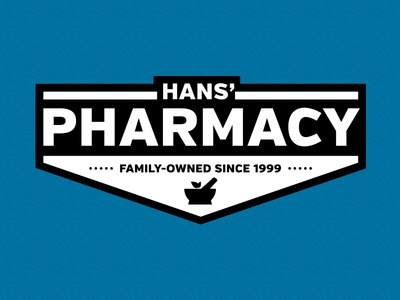 Pharmacy Logo logo branding pharmacy signage