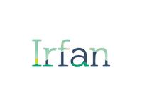 Irfan wordmark