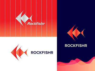Fish Logo vector art behance branding design brand identity characters modern logo cleaning colorfull fish icon abstract icon abstract logo fish logo mark fish logo company vector others branding illustration logodesign
