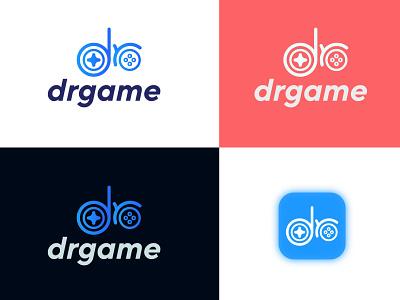 Minimal Logo design dr logo app logo gaming app game logo modern logo 2021 modern logo logo designer logo mark icon android app design vector logos app ui company illustration logodesign branding minimalist minimal logo
