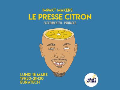 Le Presse citron