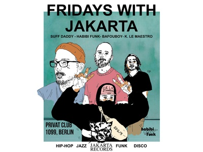 Fridays with Jakarta