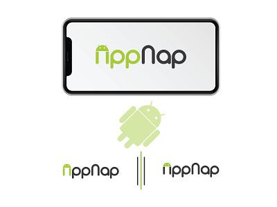Logo for android app developer modern branding logo design icon illustration design logo beautifu logo design beautiful logo minimalist logo flat  design
