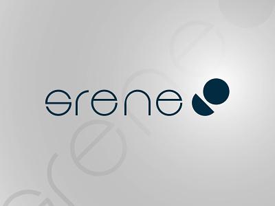 Logo for srene co, Producer of Sleeping accessories. branding logo design illustration icon logo design beautifu logo design beautiful logo minimalist logo flat  design