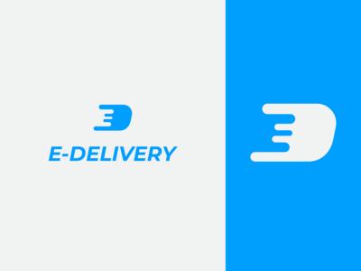 E-Delivery Logo