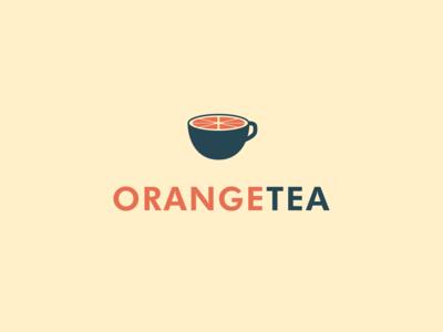 Orange Tea Logo
