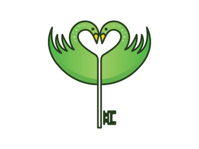 Swan Key Logo