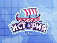 Kidarkit History Set Logo