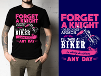 BIKE Ride T-shirt Designs