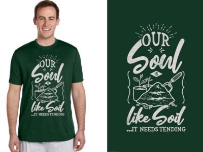 The Soul is like Soil