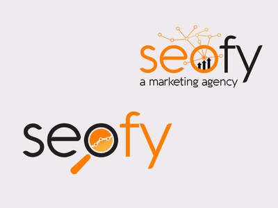 Logo design For Marketing Agency