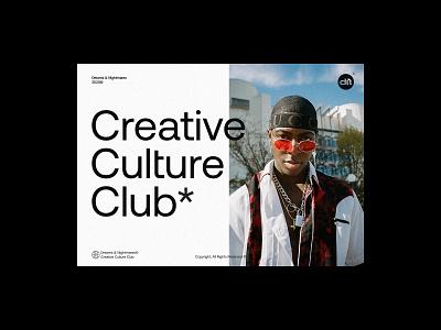 Dreams & Nightmares whitespace collabrative music culture club culture nightmares dreams layout typography fashion apparel branding concept design