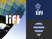 Hot Air Balloon Company Branding - Daily Logo Challenge (Day 2)