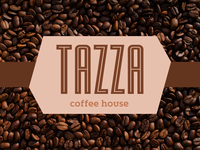 Coffee Shop Logo - Daily Logo Challenge (Day 6)