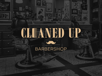 Barbershop Logo - Daily Logo Challenge (Day 13)