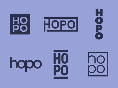 HOPO - Daily Logo Challenge Day 19