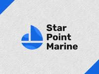 Boat Logo - Daily Logo Challenge (Day 23)