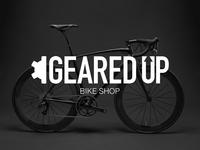 Bike Shop Logo - Daily Logo Challenge (Day 24)